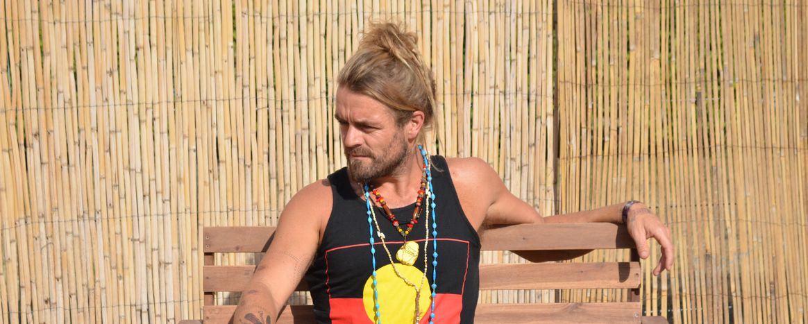 Image for Xavier Rudd: keeping the aboriginal spirit alive