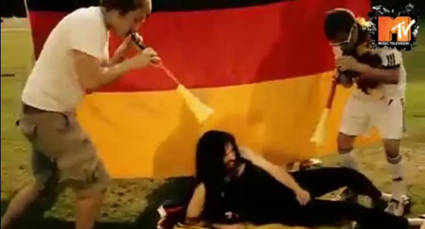 Image for ¿Por qué cantan 'Schland' los alemanes?