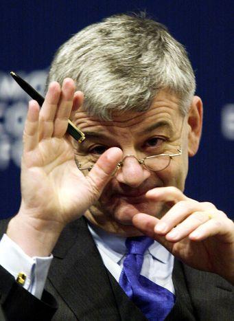 Image for EU-Außenminister: Kein politisches Hirngespinst