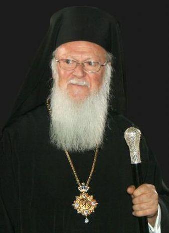 Image for Bartholomée I : le chef spirituel de 300 millions d'âmes en interview