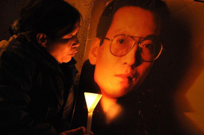 Image for Pokojowa Nagroda Nobla dla Liu Xiaobo