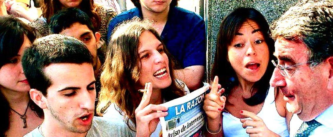 """Image for Spagna, la """"Razón"""" ha il suo direttore che la ragione non conosce"""