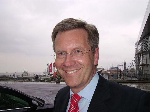 Image for Wulff-Schlappe für Merkel