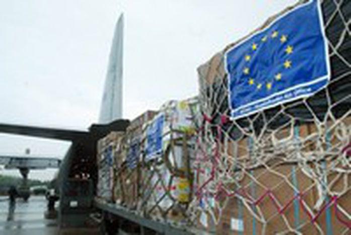 Image for Die Iraker wollen mehr von Europa