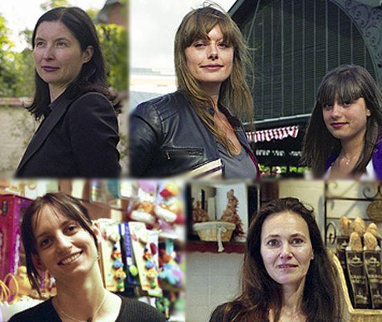 Image for Retratos de europeas en la Garenne