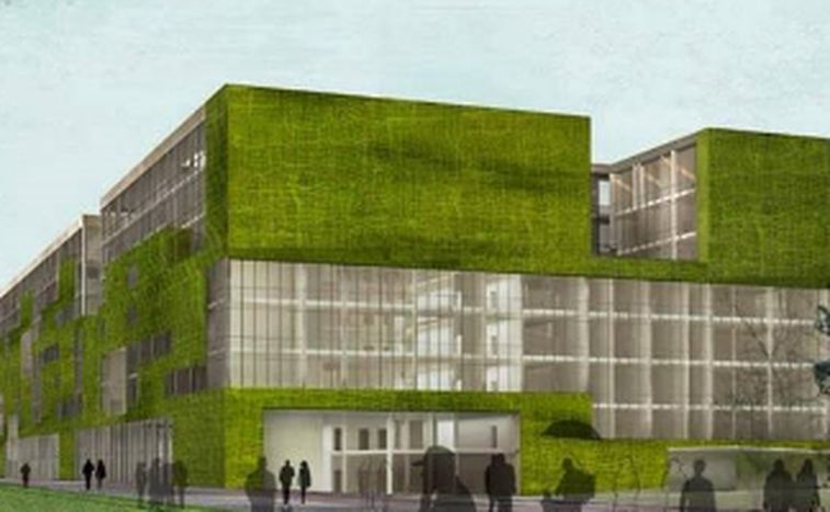 Image for Eco-architecture: Budapest creates a sustainable future