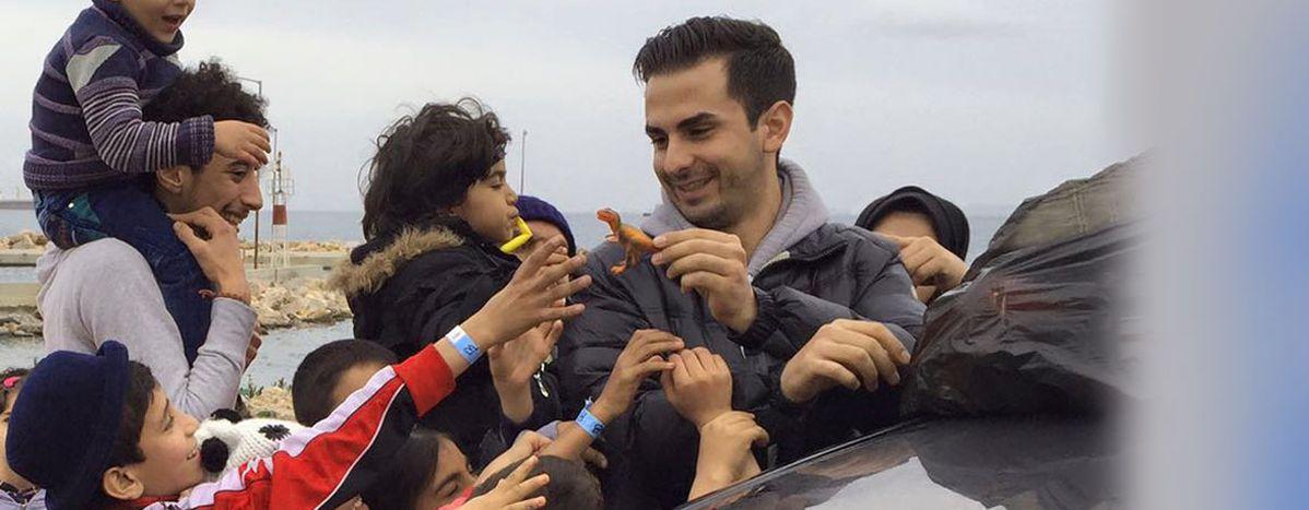 Image for Refugiados en Grecia: Cuando los voluntarios son quienes necesitan ayuda