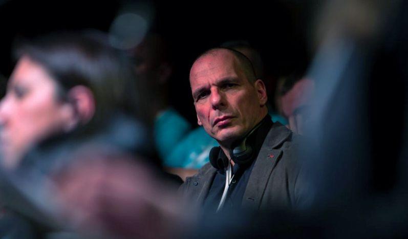Image for Il PianoB diYanis Varoufakis control'austerità