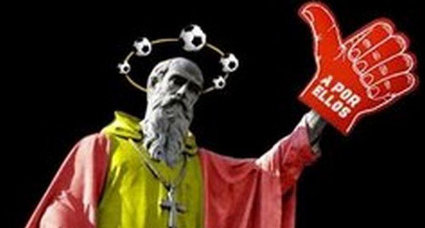 Image for EM 2008: Rituale vor dem Finale