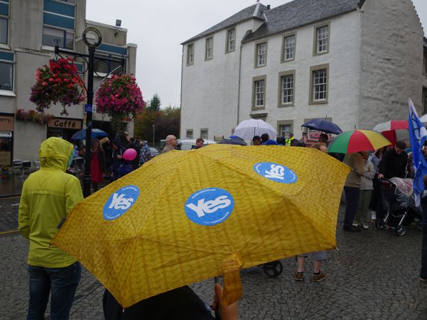 Image for Escocia independiente: la apuesta de Edimburgo
