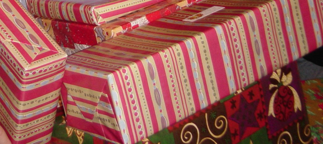 Image for Poetry Advent Calendar 23: Christmas presents for poets