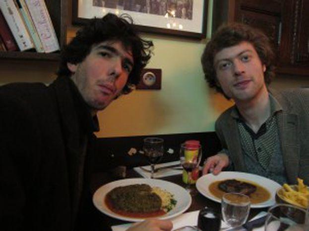 Image for He comido una lengua de ternera con (el) Destino