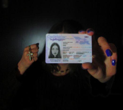 Image for Cartes d'identité en Géorgie : le retour du diable ?
