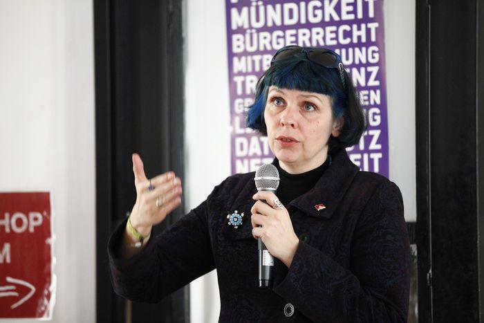 """Image for Birgitta Jonsdottir i """"raj informacyjny"""""""