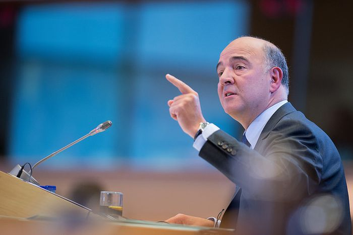 Image for Pierre Moscovici, commissaire au rattrapage?