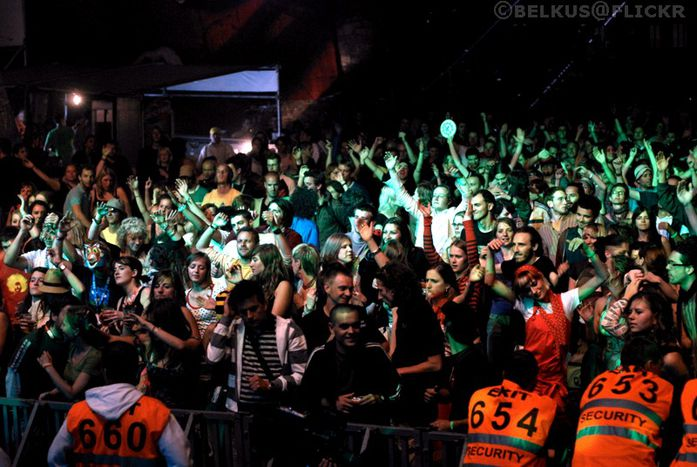 Image for Manu Chao au festival EXIT