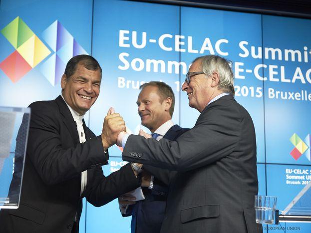Image for EU-CELAC: L'America Latinavuole conquistare l'Europa