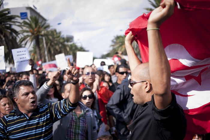 Image for Tunisia elections: nine months after Arab Spring (15 images)