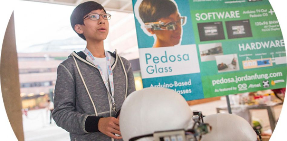 Image for Meet Jordan Fung! Young Programmer from Hong Kong