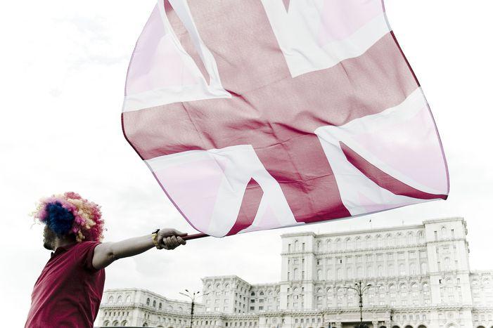 Image for Orgullo Gay en Bucarest: el vaso medio lleno