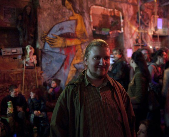 """Image for Kasparas Pocius: wywiad z """"lokalnym, globalnym"""" litewskim anarchistą"""