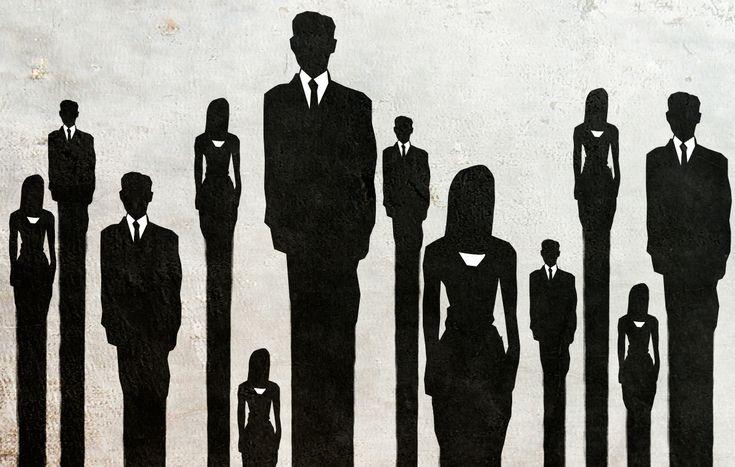 Image for Carte de la semaine : les inégalités de salaire hommes-femmes