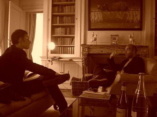 Image for Das Interview mit Roberto Saviano