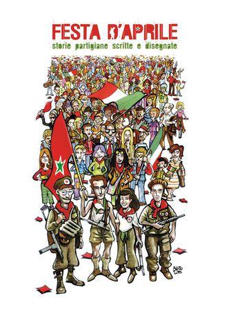 Image for Festa D'Aprile: raccontare la Resistenza 70anni dopo