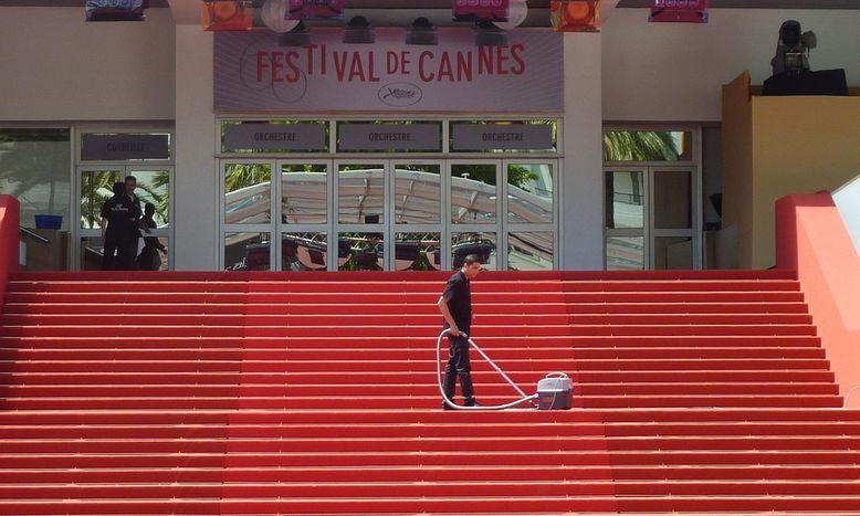 Image for Cannes, una historia de escándalos
